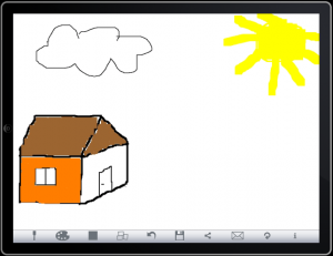 drawing screenshot